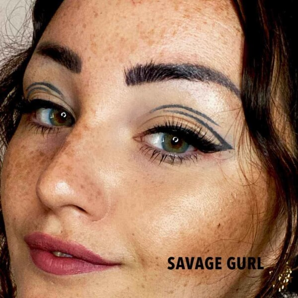 Savage Gurl Colorful Eyeliner 1