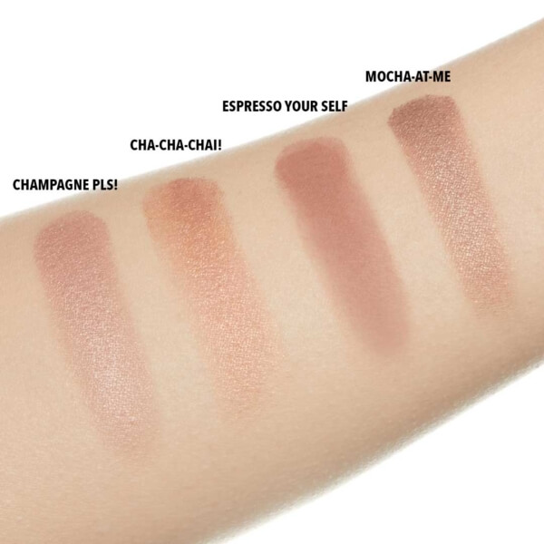 Armswatches Eyeshadows Light